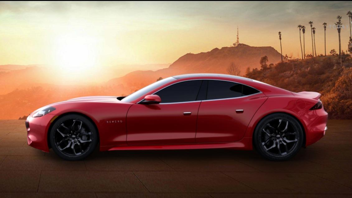 Karma宣布高端纯电动汽车Revero售价 8万美元起