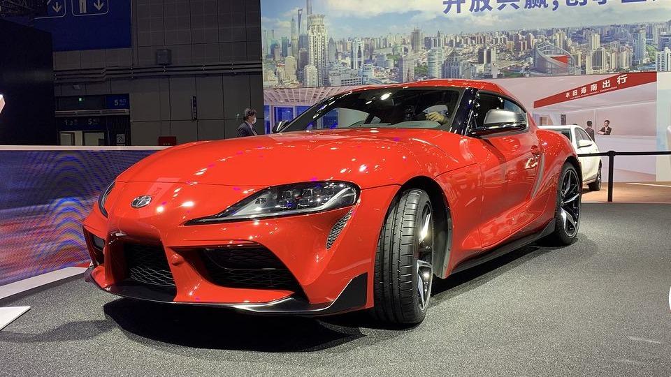 每年配额300辆 全新一代Supra将于4月公布售价