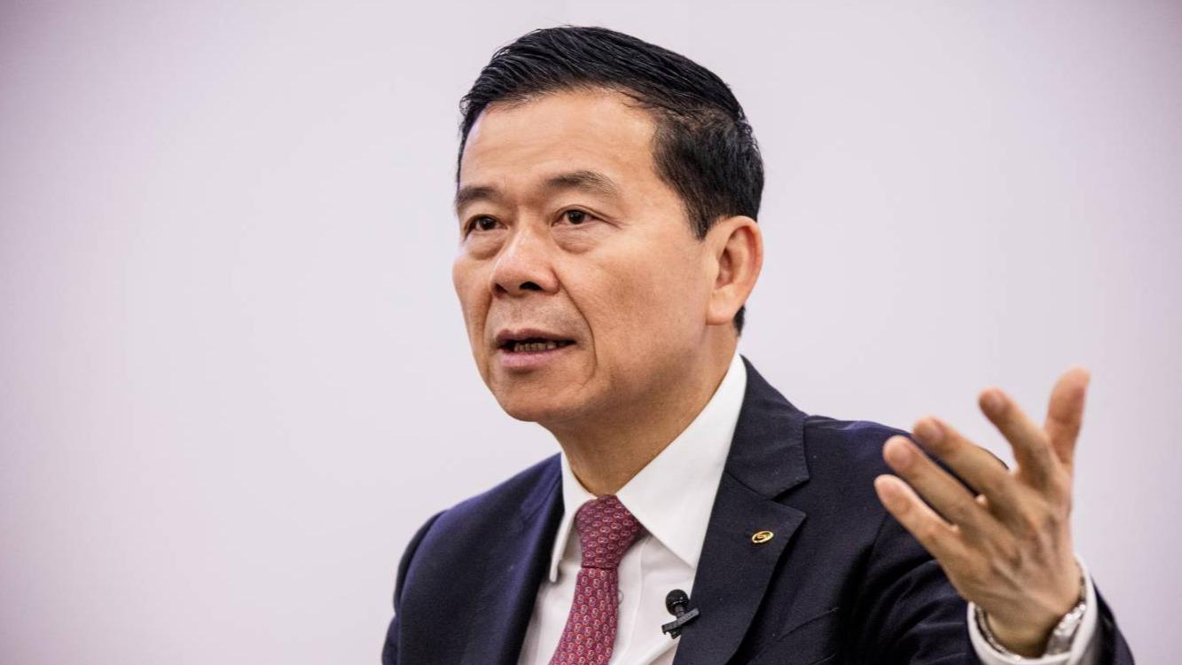 广汽董事长曾庆洪两会建议:加快推进智能汽车发展