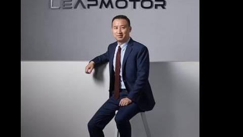 吴保军出任零跑科技联合创始人、总裁 全面负责企业运营