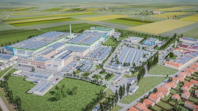 欧洲首家LFP电池厂落地 产能16GWh