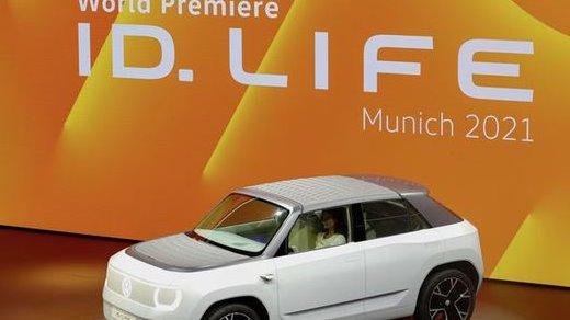 加速推进电动化布局,最便宜的大众纯电动车亮相