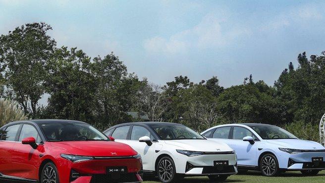 小鹏汽车发布P5交付方案,车主可先提车明年3月31日后补装雷