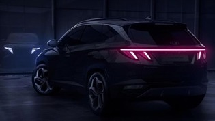 现代汽车发布第五代途胜,将于明年进入中国市场
