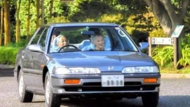 日本最强老司机:一台本田开30年,驾龄65年没有一次违章