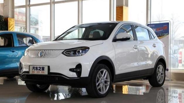 国机智骏3款纯电动新车上市 售6.58万起