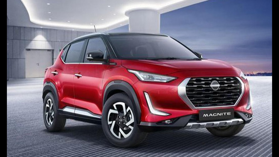 据悉,该车是日产专为印度市场而打造,将于明年年初正式发布。