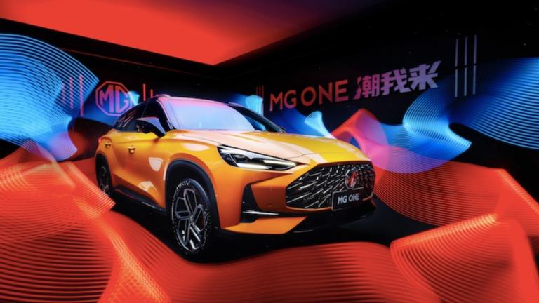 "MG ONE练就""天罡北斗阵"" 燃油车也能科技平权!"