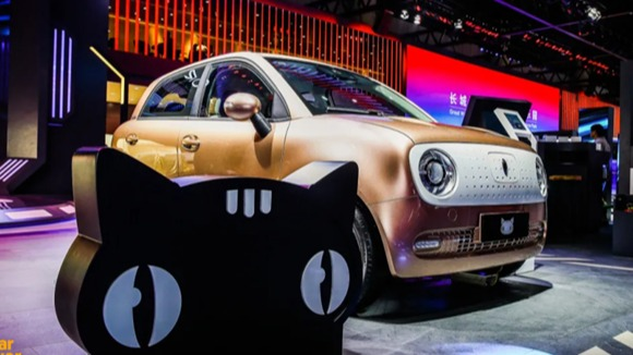 欧拉黑猫新车丧失动力又黑屏 要求退换被指过分