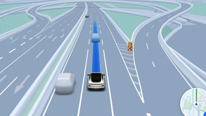 高德发布车道级导航 全面应用北斗卫星导航系统