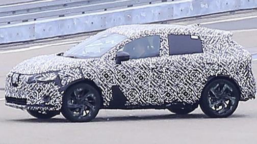 将提供増程版车型 全新日产逍客有望年内发布