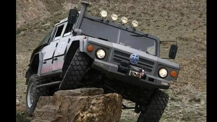 中国最牛5款军车 随便哪辆都与美国军车有的一拼