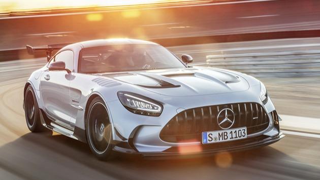 起售价约305万人民币 梅赛德斯-AMG GT Black售价公布