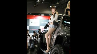 韩国车模Coser闵汉娜福利图 身材好让人把持不住