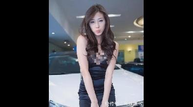 """""""韩国第一车模""""身材出众,不输给明星"""