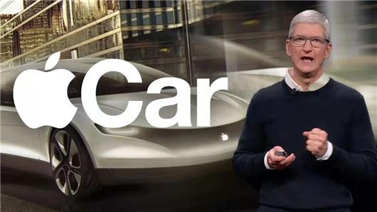 特斯拉,自动驾驶,苹果汽车,苹果汽车