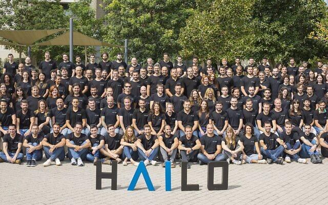 黑科技,Hailo,AI芯片